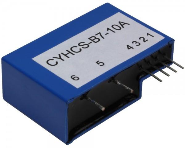 AC/DC Hall-Effekt Stromsensor mit geschlossener Kreisstruktur CYHCS-B7, Output: ±4V AC/DC, Versorgungspannung: ±15V DC