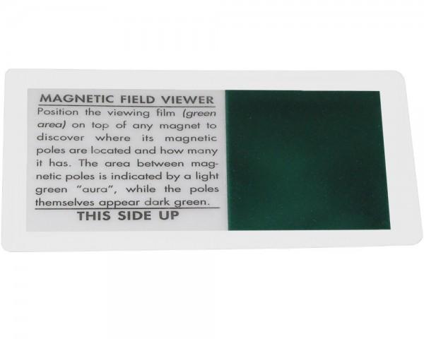 Magnetfeldfolien CY-MFV555, Maße: 50x38, Sensitivität: 5-10mT