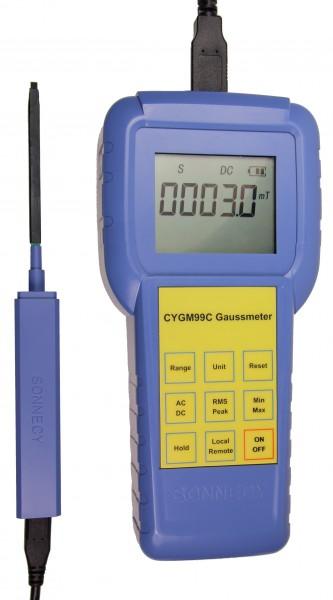 Digitaler Gaussmeter/Teslameter CYGM99C