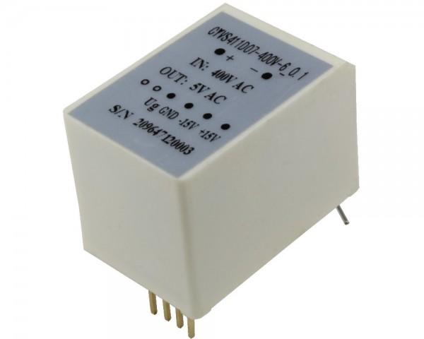 Präziser AC Spannungssensor CYVS411D07